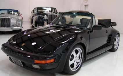 1988 PORSCHE 930 TURBO FACTORY