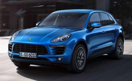 2015 Porsche Macan Pictures
