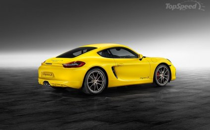 2015 Porsche Cayman S Racing