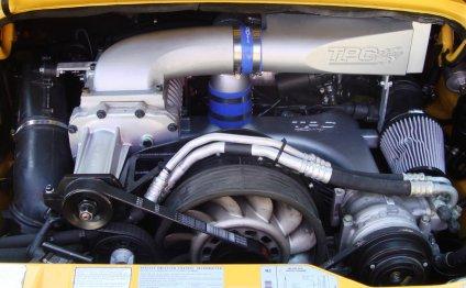 964 & 993 Supercharger Kit