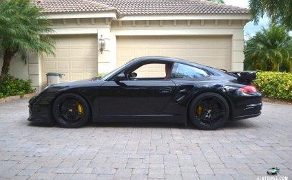 2007 Porsche 997 Turbo with