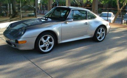 1998 Porsche 911 993 C2S with