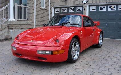 Strosek Porsche 911