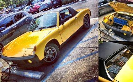 ELECTRIFIED CAR REVEALED