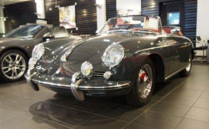 1961 Porsche 356 Sale Price: