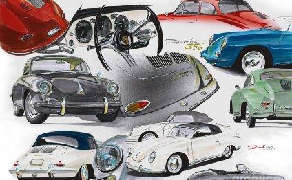 Porsche 356 History is a
