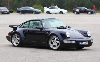 Porsche 911 964 Turbo 3.3 X33