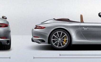 Porsche 911 and Cabriolet