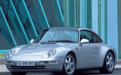 PORSCHE 911 Targa (993) (1995