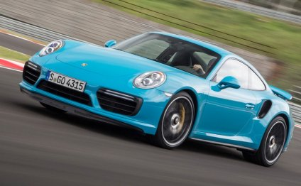 The Porsche 911 Turbo s gained