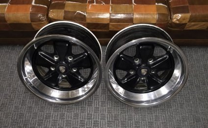 Porsche Fuchs Wheels 8x16 Pair