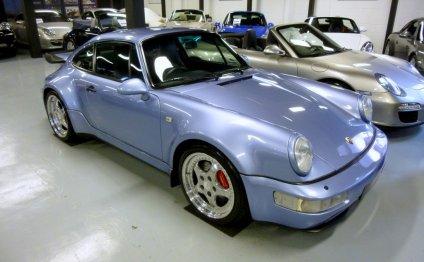 Porsche 964 Turbo X88