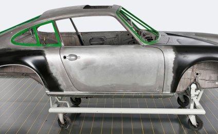 Porsche - Body Work: