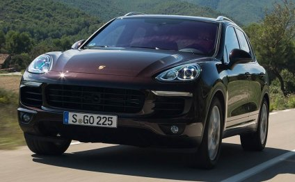 Porsche Cayenne S Review 2015