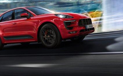 Porsche - The new Macan GTS