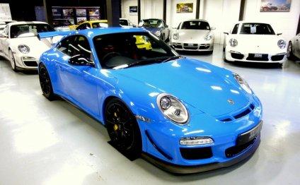 Porsche RHD 997 GT3 RS 40L