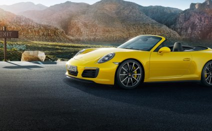 Porsche - The new 911 Carrera