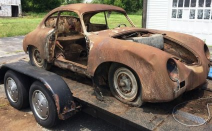 Pre-A Project: 1955 Porsche