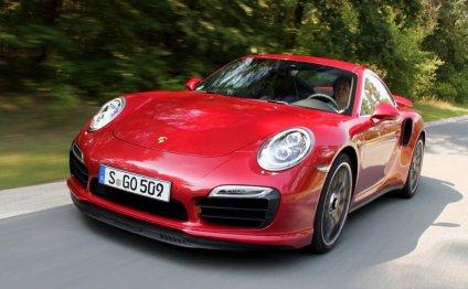 Road Test: 2014 Porsche 991