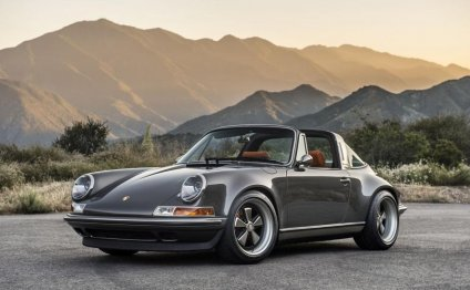 Singer 911 gray front angle 2