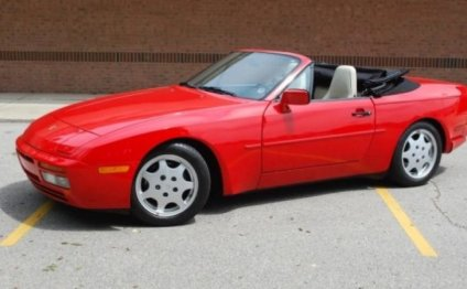 Sunday Drive: 1990 Porsche 944