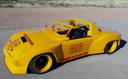 914-6 Super GT Racecar | 993