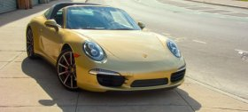 2015 Porsche 911 Targa 4S: The Jalopnik Evaluation