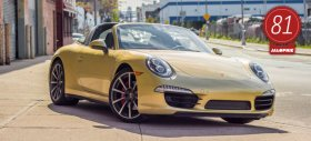 2015 Porsche 911 Targa 4S: The Jalopnik Assessment
