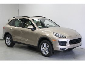 2016 Porsche Cayenne - rent Unique three years @ 0