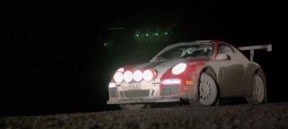 Chris Harris Drives A Porsche 911 Rally vehicle That Puts Baja Bugs To Shame