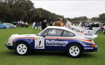 Porsche 911 Rally Car Porsche Supercars