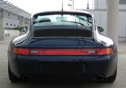 K-Roll's Porsche 911 Generational Comparison: 993 versus 964