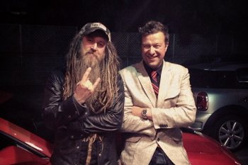 Magnus Walker and Nicolai Iuul