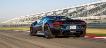 Porsche 918 Proves 0-60 occasions Are Total Bullshit