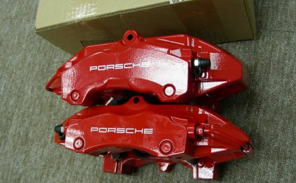 Porsche 996 Calipers