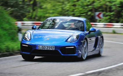 Price of Porsche Cayman