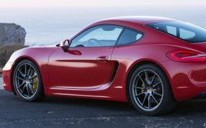 2015 Porsche Cayman Base