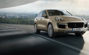 Cost of Porsche Cayenne Turbo