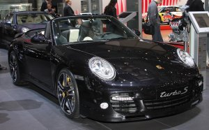 Porsche 911 Turbo s Cabriolet for sale