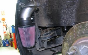 Porsche 944 Cold Air Intakes