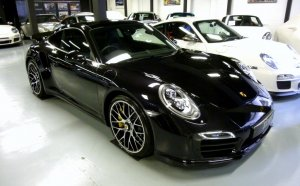 Porsche 991 Turbo s for Sale