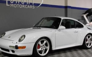Porsche 993 for sale California