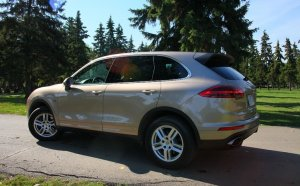 Porsche Cayenne V6 Review