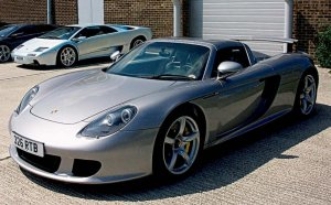Price of Porsche Carrera GT