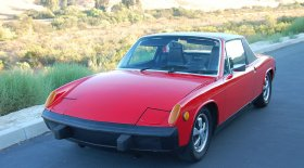 The Porsche 914 purchasing Guide