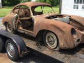 Porsche 356 Project for sale