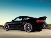 Porsche 996 Turbo Wheels