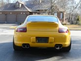 Porsche 997 Ducktail