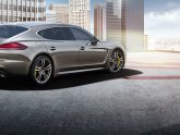 Porsche Panamera Turbo Horsepower