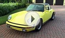 1977 Porsche 911 Carrera Targa Project Car for sale by